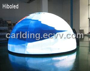 Sphere Indoor LED Display - Full Color