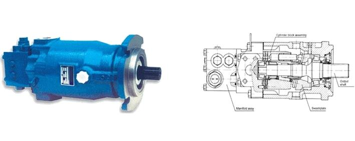 Axial Piston Motor Series 20 from Slovakia (Slovak Republic