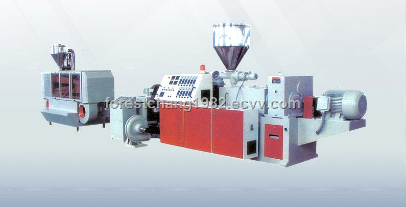 Granule-Extruding Reclaiming& Pelletizing Production Line