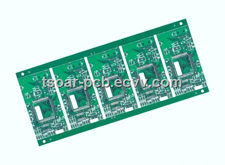 Immersion Silver Panel Circuit Board, PCB