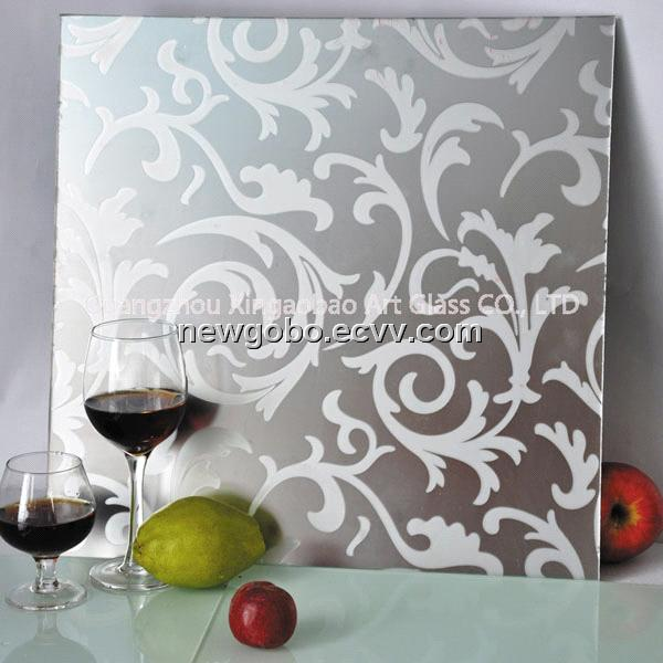 Delicieux China Acid Etched Glass For Interior Door