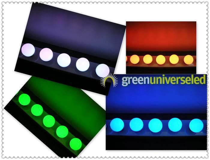 16 Color RGB Light Bulb - LED RGB Spot Light