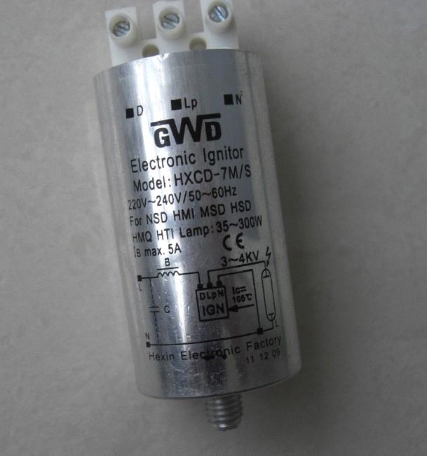 Electronic Ignitor (HXCD-7M/S)