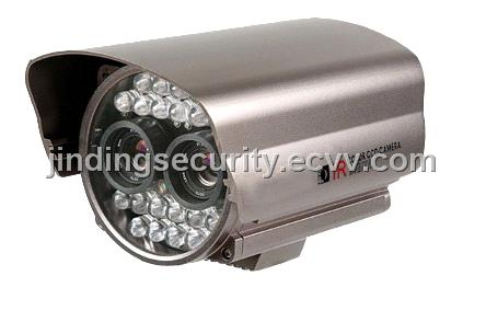 50M IR Range Double CCD Waterproof Camera (JD-WP1137FD)