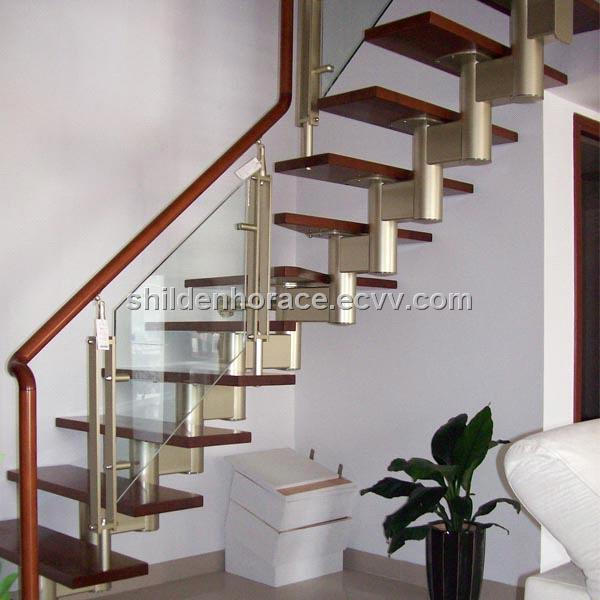 Metal Modular Stairs With 13 Steps Height