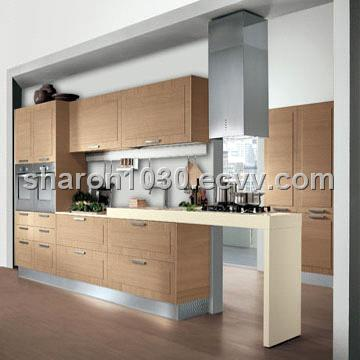 Car Paint MDF Kitchen Cabinet