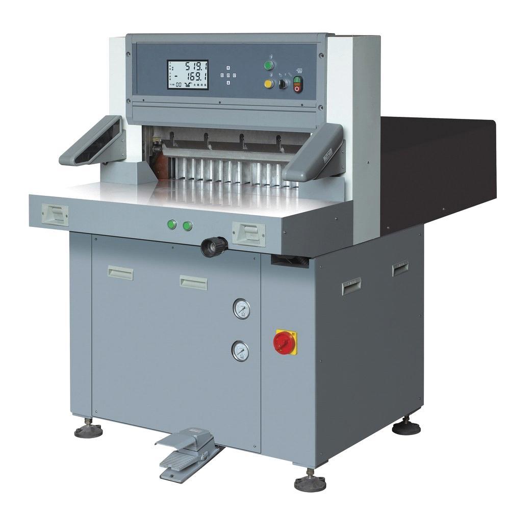 Digital Display Hydraulic Paper Cutting Machine