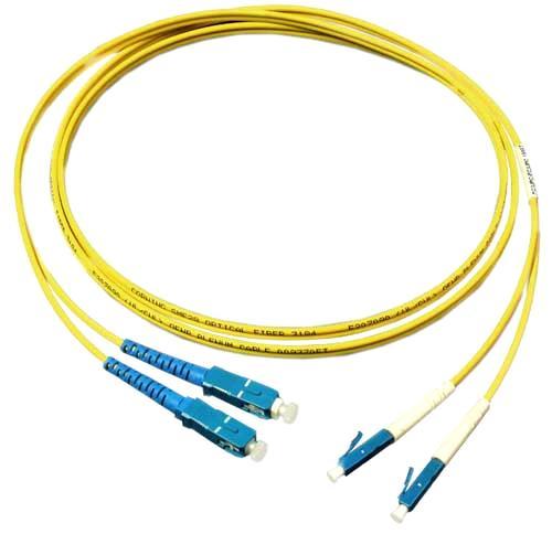 10m laser optimized lc-lc 10 gigabit 50/125 multimode fiber.