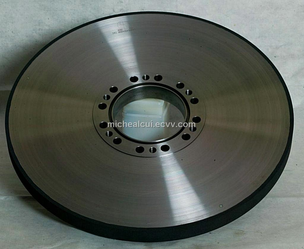 Vitrified Bonded Cbn Wheels for Camshaft Grinding