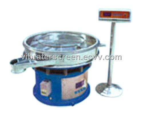 WXZC Ultrasonic High Effective Vibrating Screen
