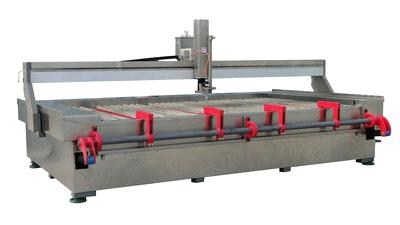 Waterjet Cutter  with Loading Arm