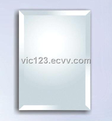 Bevel Edge Bathroom Mirror