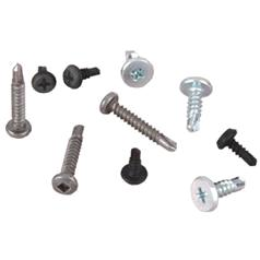 Self Drilling Screw Pan Head, Flat Head, Oval Head
