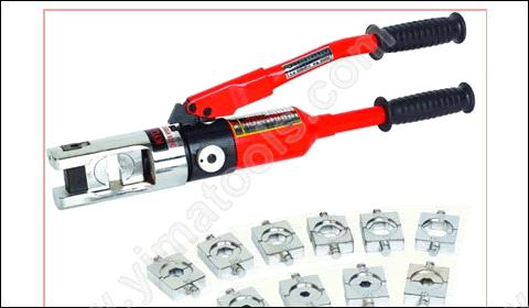 Split Hydraulic Clamp KYQ-300B crimping pliers