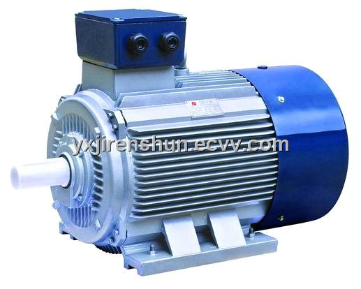 Y2 series three phase motors