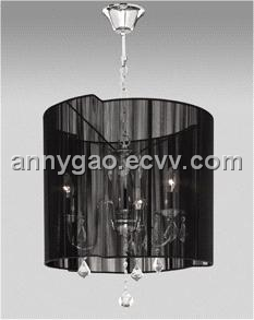 Modern Pendant Lamp with Chandelier