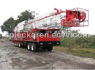 Oil Workover Rigs from China Manufacturer, Manufactory
