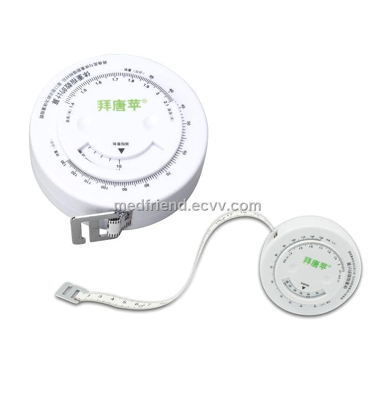 Round BMI Tape Measure