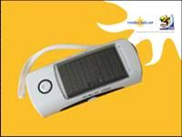 Solar Flashlight Radio (JS-XLN810B)