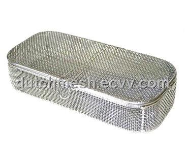 Stainless Steel Wire Gabion Basket