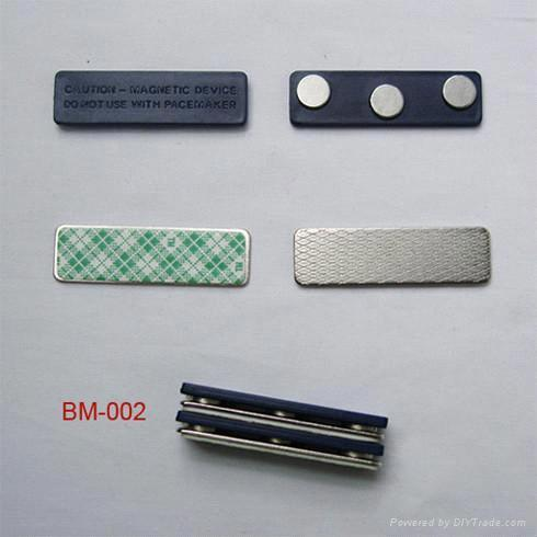 Magnetic business card badge holder purchasing souring agent ecvv magnetic business card badge holder colourmoves