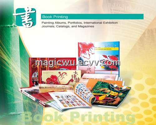 Made in Taiwan-Book printing
