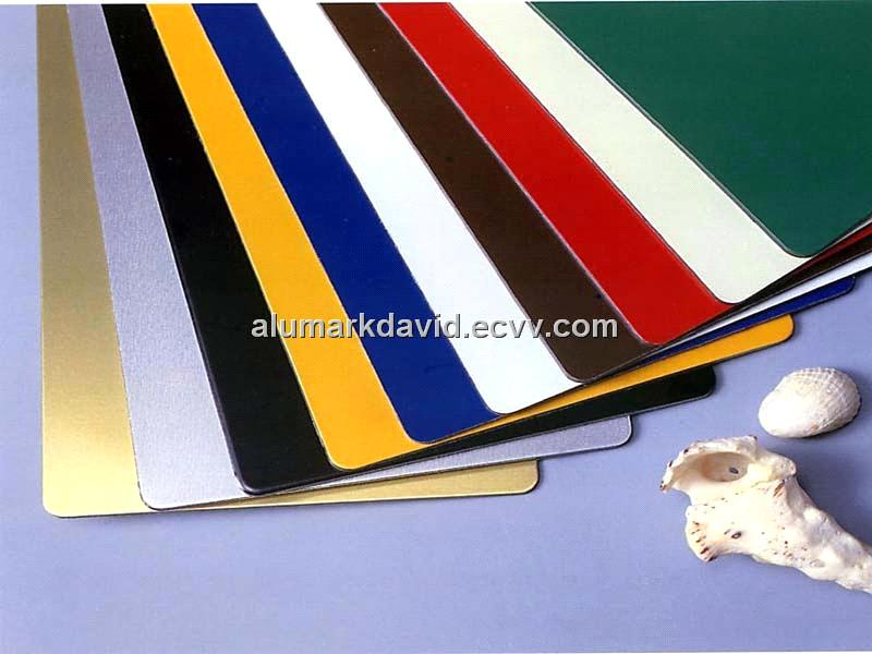 PE Aluminum Composite Board/Sheet/Panel for Interior Decoration Material