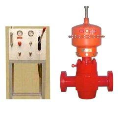 API6A Safety Valve System Split Type (Pressure from Hand Pump)