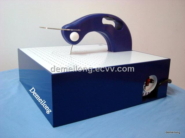 Diamond ring saw cutting glass/tile