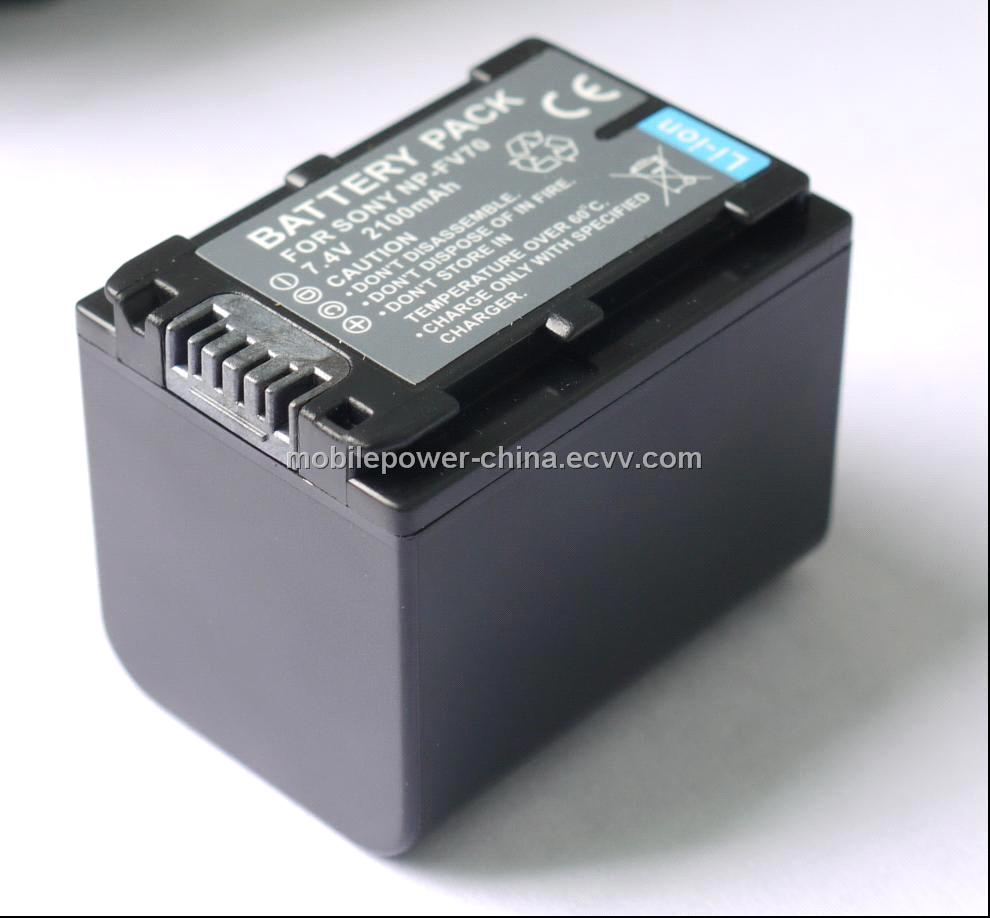 Digital Camera Battery Digital Camcorder Battery For Sony