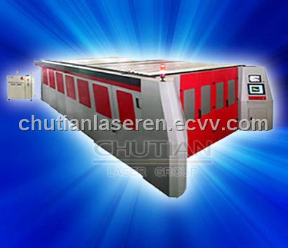 FIBER-PLUS Series 2D high power laser cutting machine