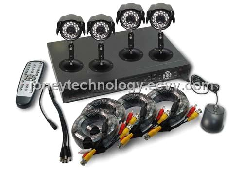 DVR Kit Standalone DVR and Camera Kits