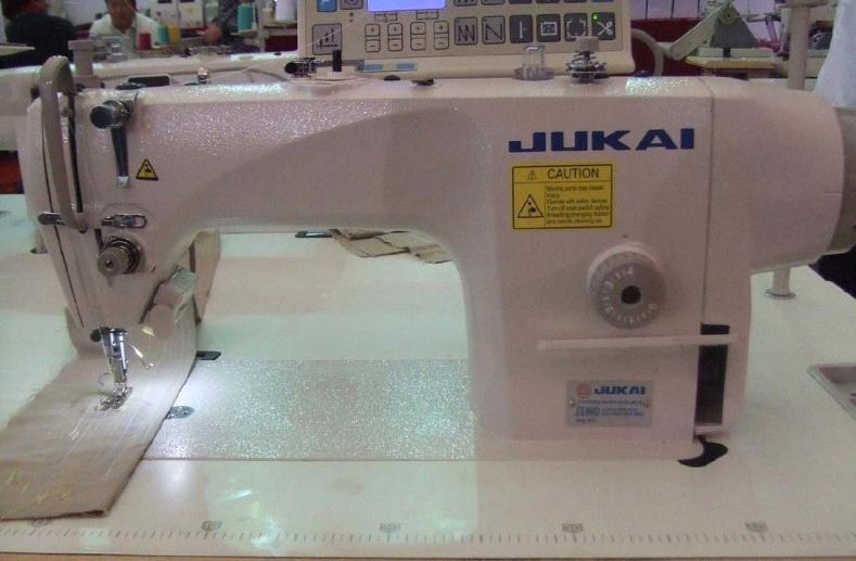 Highspeed Computer Controlled Lockstitch Sewing MachineJUK40D Stunning Jukai Sewing Machine