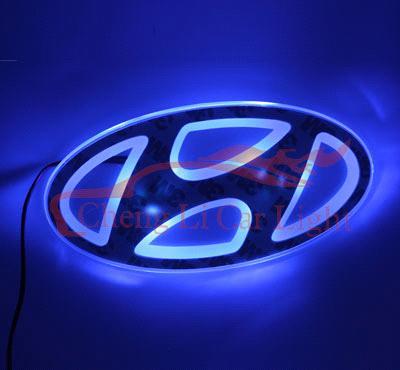 Led Car Logo Hyundai Led Car Light Purchasing Souring Agent Ecvv