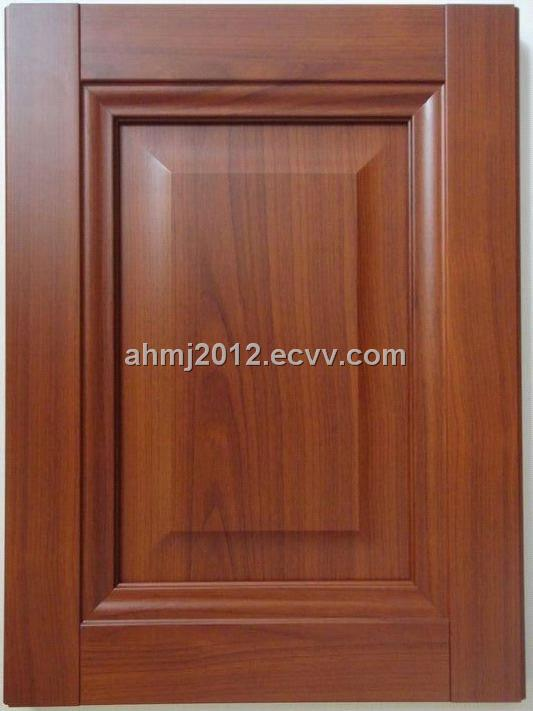 MDF Overlaid PVC Frame-Mode Kitchen Cabinet Door purchasing, souring ...