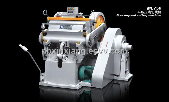 ML-750 Die-Cutting Machine