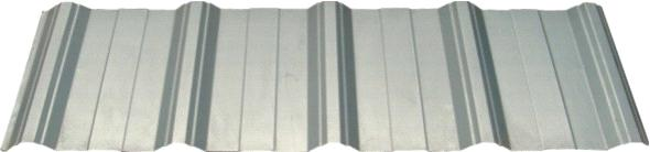 Multifunctional Steel Corrugated Sheets