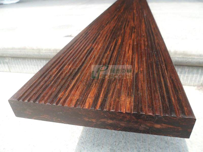 Outdoor Bamboo Decking Strand Woven Flooring from China