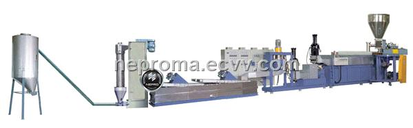 PP / PE Pelletizing Machine / Plastic Recycling Machine(PL-WL140)