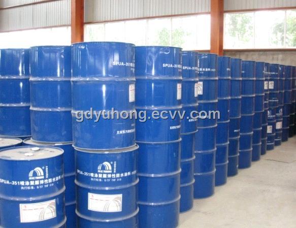 Polyurea Elastic Waterproofing Coating from China