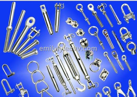 Stainless Steel Hardware 304 316