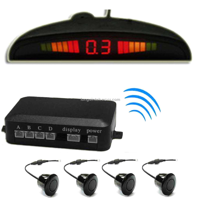 Car Buzzer Reverse Backup Radar System Premium Quality 2 Parking Sensors