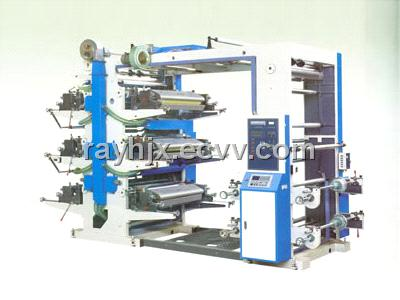 YH-4600,4800,41000, Four-colour Flexographic Printing Machine