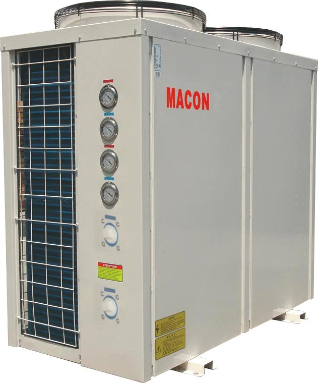 air to water heat pump water chiller for heating,cooling,hot water