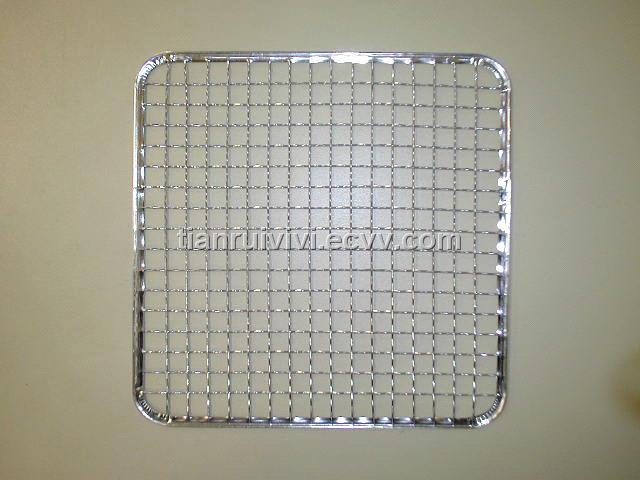 Barbeque Wire Mesh / Grill Wire Netting