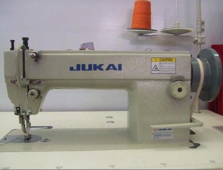 High Duty Top And Bottom Compound Feed Lockstitch Sewing Machine Magnificent Jukai Sewing Machine