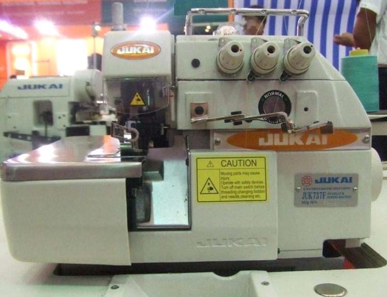 Highspeed Overlock Sewing MachineJUK40F Purchasing Souring Amazing Jukai Sewing Machine