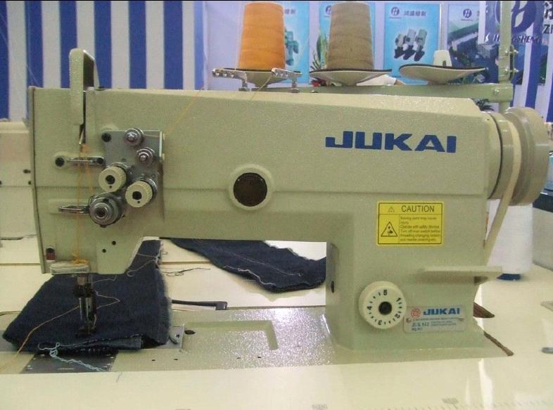 Highspeed Twinneedle Lockstitch Sewing MachineJUK40 Purchasing Classy Jukai Sewing Machine