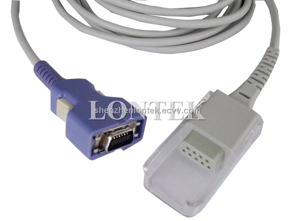 spo2 sensor extension cable Suitable for Nellcor probe