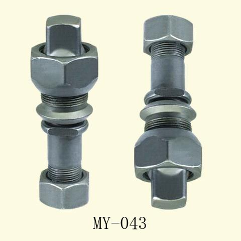 f33e9c14a wheel bolt with stud nuts for FUSO from China Manufacturer ...